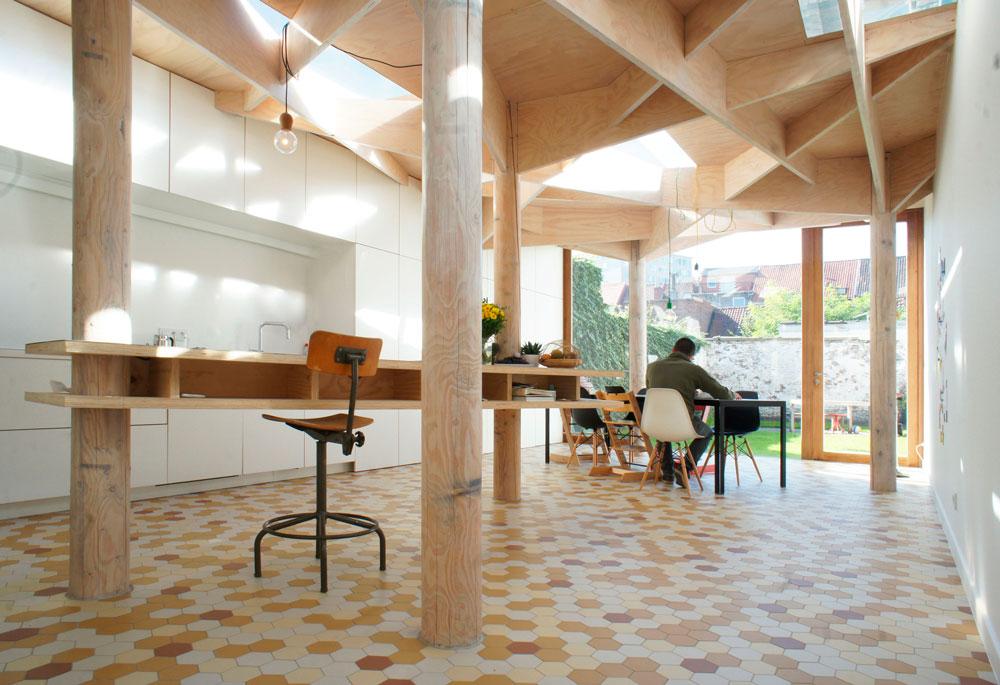 Keuken En Badkamer Deal ~ Een nieuwe keuken, een nieuwe badkamer een meer open huis