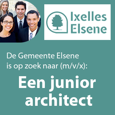 een junior architect