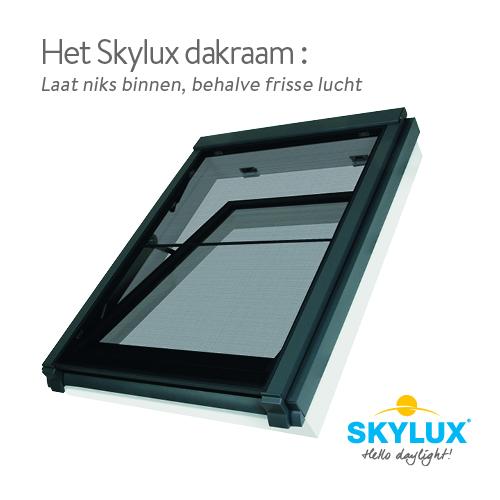 Het Skylux dakraam