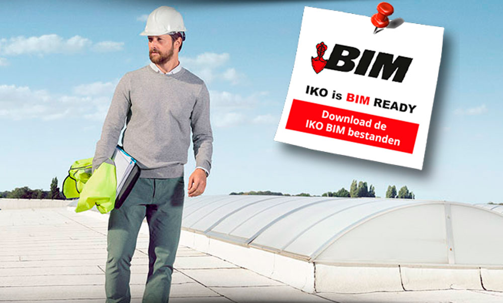 IKO is BIM-READY