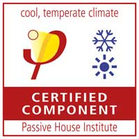certified Passive House Institute