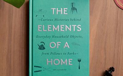 "Boek - ""THE ELEMENTS OF A HOME"""